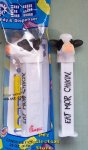 Chick-Fil-A Cow Pez Mint in Bag