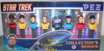Original Star Trek Collectors Set of 8 Pez Ltd. Edition