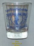 2009 KC PezHead Gathering Shot Glass