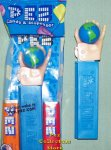 Earth in Hand Unprinted FX Pez MIB