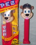 Minnesota Twins TC Bear Promotional Pez 1998 copyright MIB