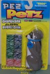 Pez Petz Ringo the Raccoon MOC