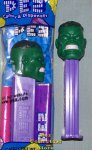 2009 Incredible Hulk Marvel Super Hero Pez MIB