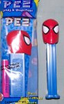 2009 Spiderman Marvel Super Hero Pez MIB