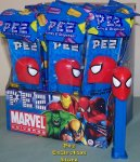 Spiderman Pez Set of 10 Marvel Superhero Party Favor Pack