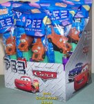 Mater Pez Set of 10 Disney Cars Party Favor Pack