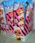 12 LOL Surprise 2 Mystery Doll Pez Blue Polybag and Display Box