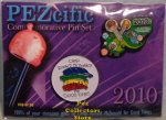 2010 PEZcific Coast Convention Charity Pin Set 50 made