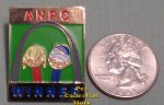 2011 St Louis 19th ANPC Green Gold Winner Prize Lapel Pin