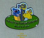 2011 KC PezHead Gathering Attendance Pin