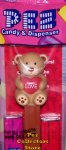 2011 Valentines Day Love Teddy Bear Pez MIB