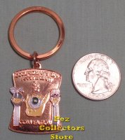2012 St. Louis 20th ANPC Anniversary Copper Keychain