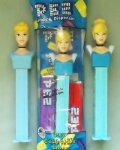 Revised Disney Princess Cinderella Pez Side Sweep Bangs MIB