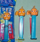 2013 Nemo Pez version 2 from Disney's Finding Nemo MIB