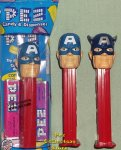 2015 Captain America from Marvel Avengers Assemble Pez MIB