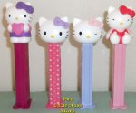 2015 European Hello Kitty Dots and Full Body Pez