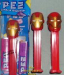 2015 Ironman from Marvel Avengers Assemble Pez MIB