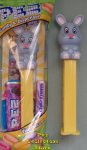 2019 Full Body Blue Easter Bunny Pez MIB