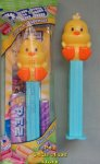 2019 Full Body Easter Duckling Pez MIB