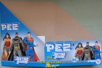 2020 DC Comic Justice League Pez Counter Display 12 count Box