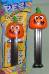 2020 Scary Pumpkin Pez MIB