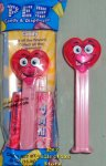 2020 Dark Pink Silly Valentine Heart MIB