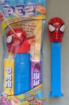 2020 Spiderman Pez with Black Webbing MIB