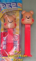 2020 Valentine Love Bear Pez Mint in Bag