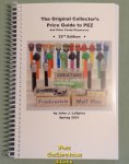 LaSpina 2021 Price Guide to PEZ 32nd Edition