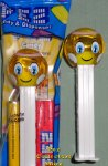 Yellow Crystal Angel Emoji Pez MIB