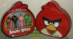 Angry Birds Pez in Red Bird Gift Tin
