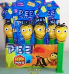 Barry B Benson Pez Set of 10 Bee Movie Party Favor Pack