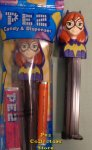Batgirl DC Super Hero Girls Pez MIB