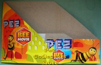 Bee Movie Pez Counter Display 12 ct Box
