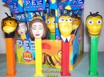 Bee Movie Pez Set of 4 MIB - DreamWorks!