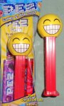 Cheesin Emoji with Big Grin Pez MIB