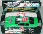 Bobby LaBonte Pull n Go Action Nascar Racing Car Pez