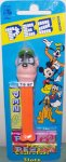 Walt Disney Ducktales - Bouncer Beagle Pez on Neon Orange MOC