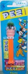 European Disney Bouncer Beagle Pez on Orange Stem MOEC