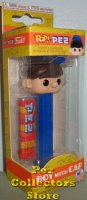 Funko Exclusive Pez Pal Boy with Cap POP!+PEZ