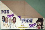 Bratz Pez Counter Display 12 count Box