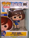 Pop! Ad Icon - PEZ - PEZ Girl (Brunette)