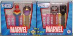 Captain Marvel, Thanos and Ant Man Black Panther Pez Twin Packs