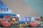 Disney Pixar Cars 2 Pez Counter Display 12 count Box