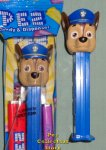 Chase German Shepherd Police Puppy from Paw Patrol Pez MIB
