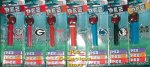 NCAA College Football Pez Set of 7 Limited Edition