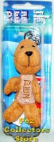 Arctic Babies Plush Pez Petz Brown Seal