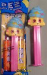 Cupcake Queen Shopkins Pez Mint in Bag