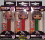 Dark Crystal Aughra, Chamberlain and Rian POP!+PEZ Bundle