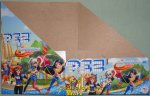 DC Super Hero Girls Pez Counter Display 12 count Box